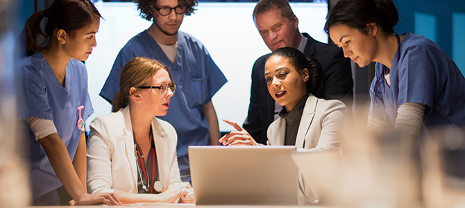 An MBA in Healthcare Administration prepares aspiring or working professionals for career advancement